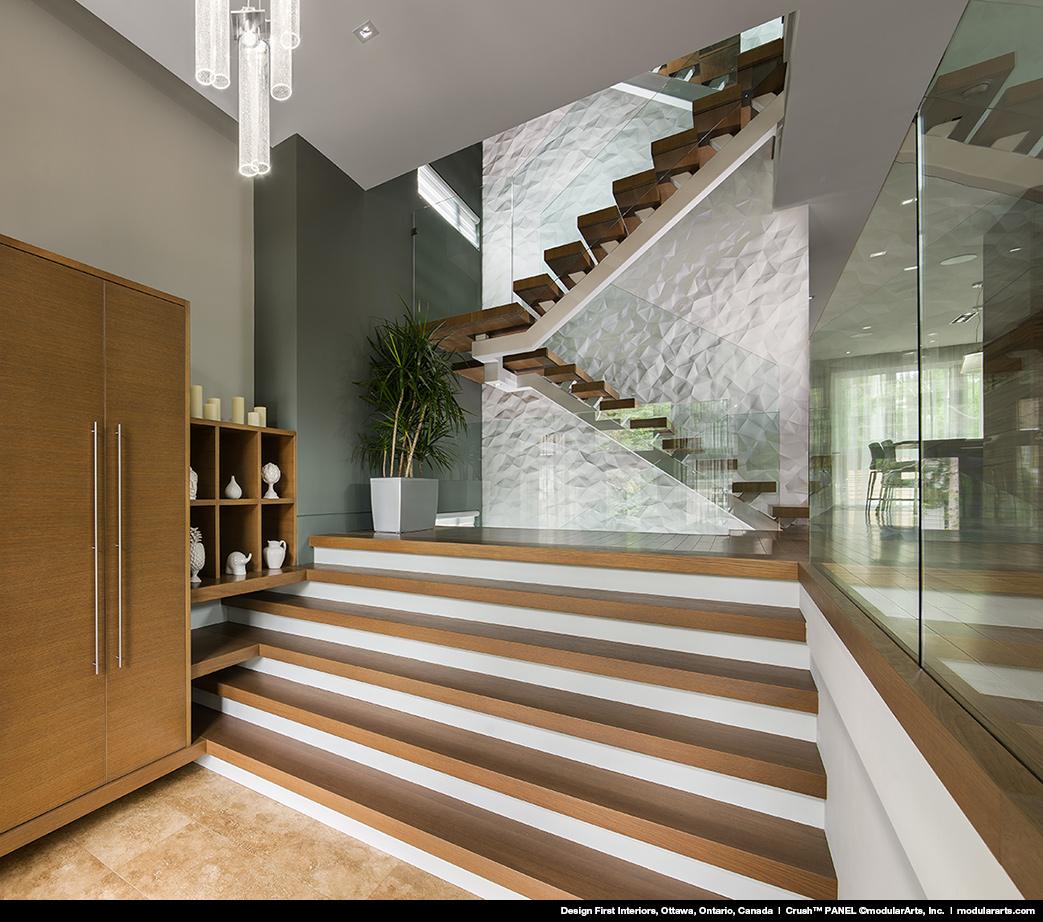 Interlockingrock Panels For Large Scale Walls Modulararts